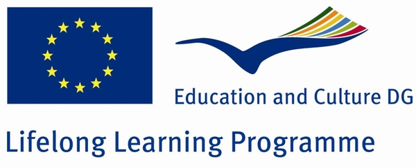 the EU logo for the lifelong Learning Programme