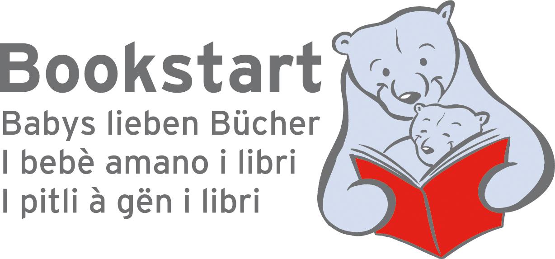 Bildergebnis für logo bookstart südtirol