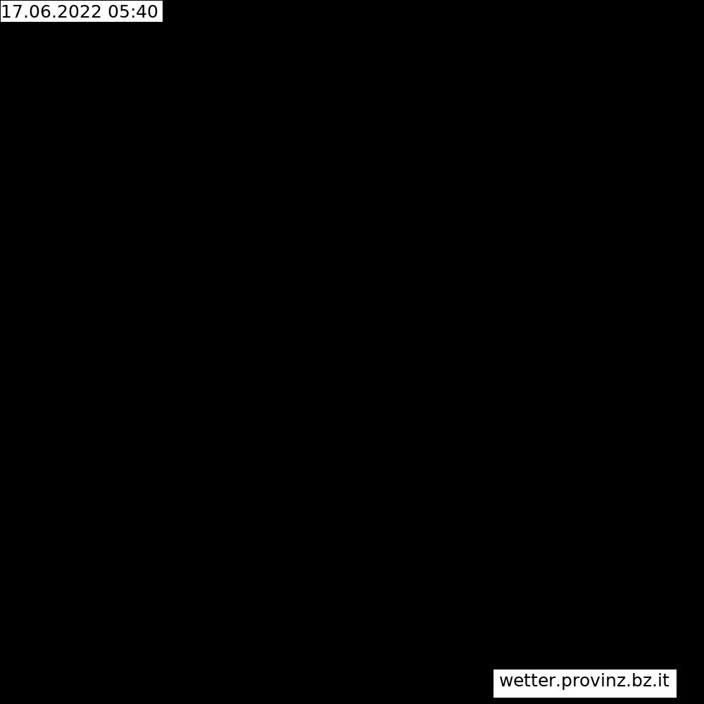Aktuelles Radarbild