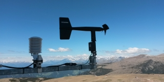 Weather station Rittnerhorn