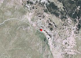 Aerofotografia: Stazione meteo di alta quota Corno del Renon