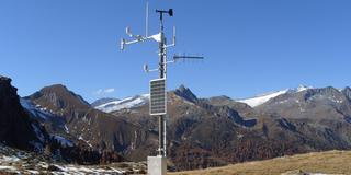 Stazione meteo Rio Bianco Malga Fadner