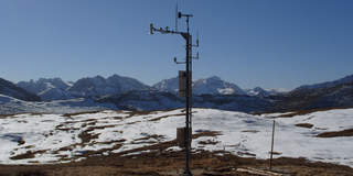 Weather station Prags Rossalm
