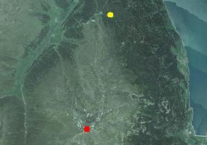 Aerofotografia: Stazione meteo di alta quota Curon Cima Undici