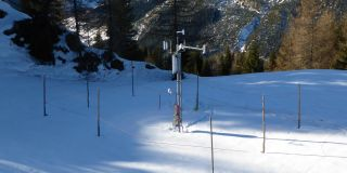 Weather station Abtei Piz la Ila