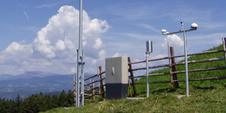 Weather station Deutschnofen