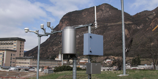 Weather station Bolzano