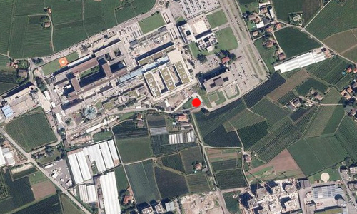 Aerial images: Weather station Bolzano