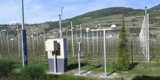 Weather station Brixen