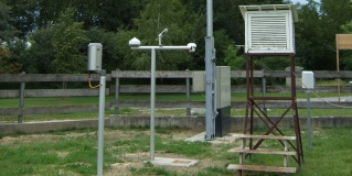 Weather station Laas - Eyrs