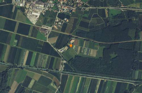 Aerial images: Weather station Laas - Eyrs