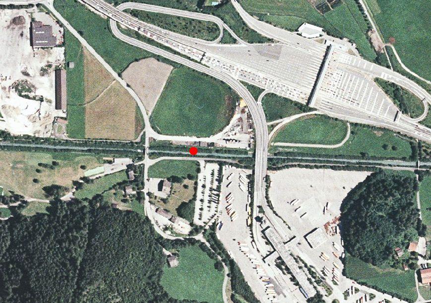 Carta tecnica: Stazione idrometrica RIO RIDANNA A VIPITENO