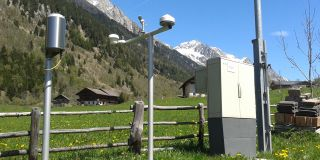 Wetterstation Antholz Obertal