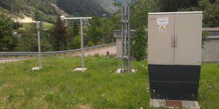 Stazione meteo Fortezza Le Cave
