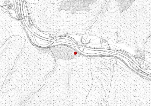 Carta tecnica: Stazione meteo Fortezza Le Cave