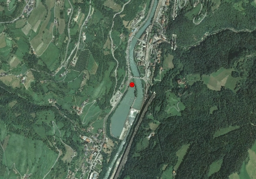 Aerial images: Weather station Barbian Kollmann