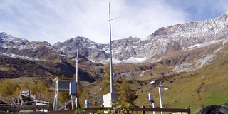 Weather station Pfelders