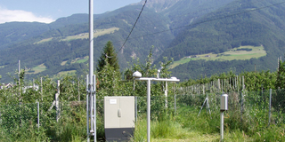 Wetterstation Naturns