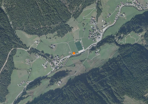 Aerial images: Weather station Prettau