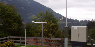 Weather station Ridnaun
