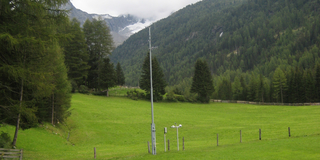 Weather station Rein in Taufers