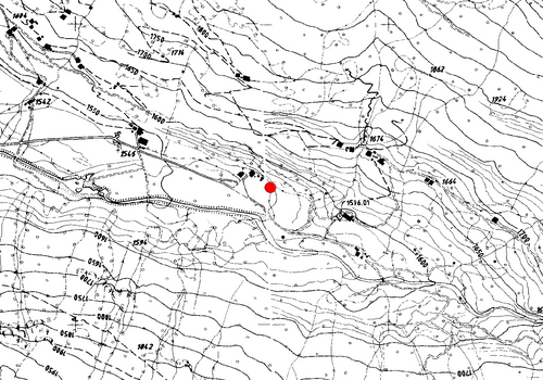 Technical map: Weather station Rein in Taufers