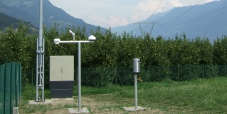 Weather station Schlanders