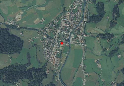 Aerial images: Weather station Sarnthein
