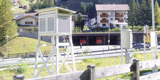 Stazione meteo Selva di V. Gardena