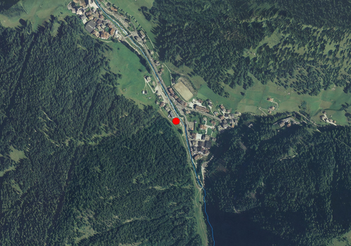 Aerial images: Weather station Sëlva