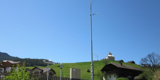 Weather station S. Martin de Tor