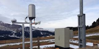 Stazione meteo Alpe di Siusi Zallinger