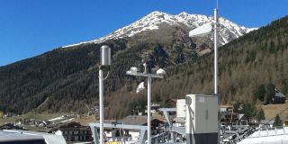 Weather station Sulden