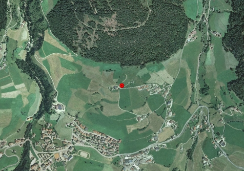 Aerial images: Weather station Terenten
