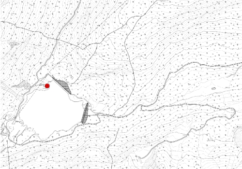 Carta tecnica: Stazione meteo Ultimo Fontana Bianca