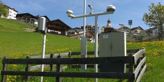 Weather station Welschnofen