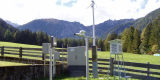 Weather station St. Veit in Prags