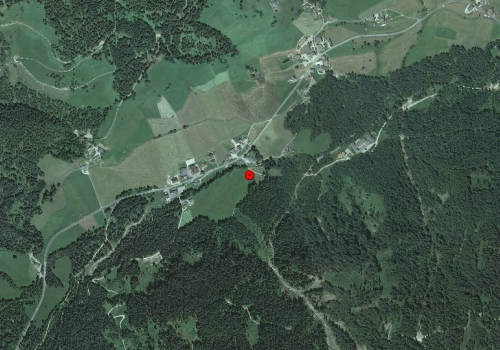 Luftbild: Wetterstation St. Veit in Prags