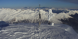 Weather station Pfelders Rauhjoch