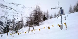 Campo neve Prati di Plan