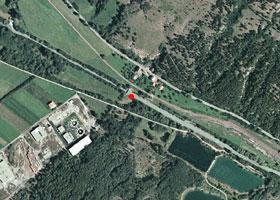 Technische Karte: Pegelstation ETSCH BEI SPONDINIG