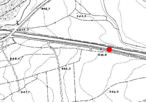 Technical map: Gauging station RAMBACH BEI LAATSCH
