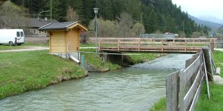Gauging station DRAU BEI VIERSCHACH