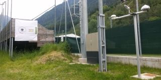 Weather station St. Martin in Passeier