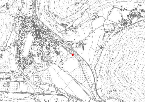Technische Karte: Pegelstation EISACK BEI STERZING