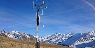 Weather station Melag Pratznerberg