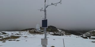 Stazione meteo Alpe del Tumulo