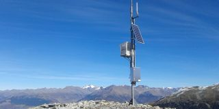Weather station Trafoi Zaufenkofel