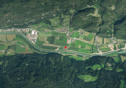 Aerial images: Weather station Obervintl