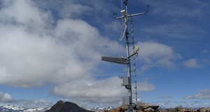 Weather station Signalgipfel Wilder Freiger